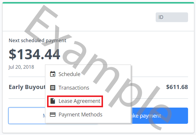 Estimate Lease Payment >> How Does Progressive Leasing Calculate My Remaining Lease Balance